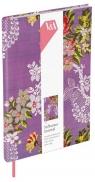 Notatnik ozdobny Purple Dress Fabric 160 stron