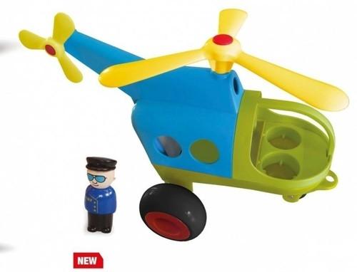 Helikopter z figurką Jumbo Edi