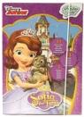 Szkicownik Fantasy Book - Jej Wysokość Zosia ( 1 szablon) (8372)Wiek: 3+