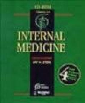 CD-ROM Internal Medicine Jay H. Stein,  Stein