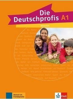 Die Deutschprofis A1 Worterheft LEKTORKLETT praca zbiorowa