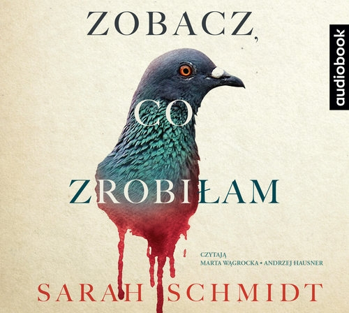 Zobacz, co zrobiłam  (Audiobook) (Audiobook) Schmidt Sarah