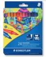 Flamastry szkolne S 325 24 kolory