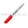 Marker pemanentny Titanum czerwony (PY1002-GY)