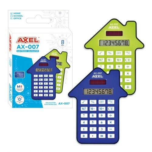 Kalkulator AXEL AX-007