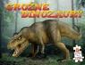Groźne dinozaury Puzzle zbiorowa praca