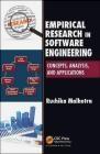 Empirical Research in Software Engineering Ruchika Malhotra