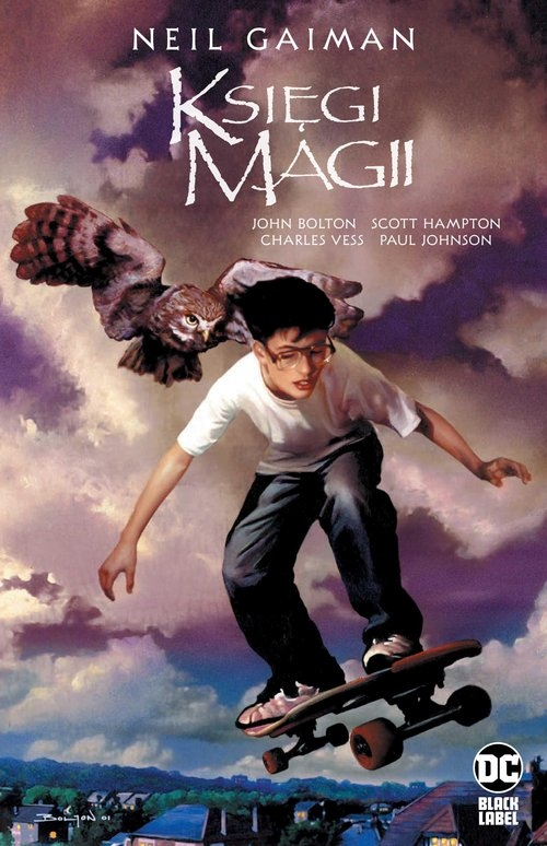 Księgi Magii Neil Gaiman