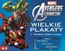 Avengers Wielkie plakaty + maska Iron Mana