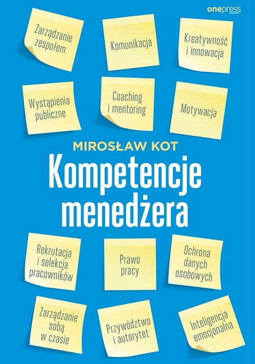 Kompetencje menedżera Kot Mirosław