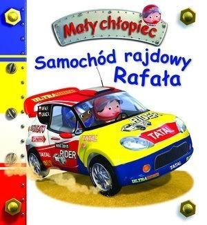 Mały chłopiec. Samochód rajdowy Rafała Emilie Beaumont, Nathalie Belineau