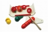 Deska z owocami i warzywami do krojenia na rzepy 17 elementów