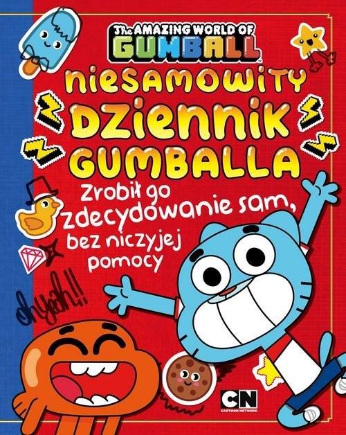 Gumball Niesamowity Dziennik Gumballa