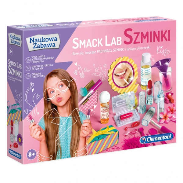 Naukowa Zabawa: Smack Lab Szminki (50672)
