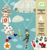 Kirigami Drużyna spadochroniarzy (DJ08772)