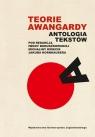 Teorie awangardy Antologia tekstów