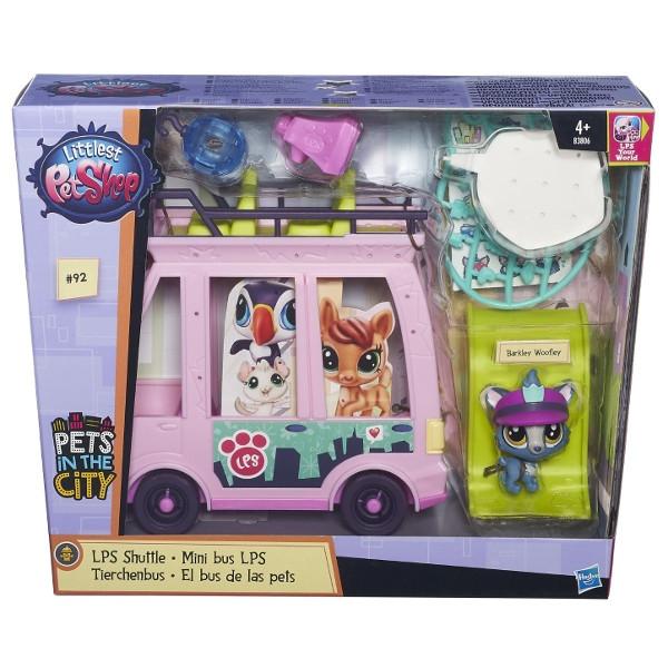 HASBRO LPS Zwierzakowy autobus (B3806)