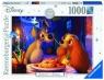 Puzzle 1000: Walt Disney. Zakochany kundel (13972)