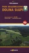 Park Krajobrazowy Dolina Słupi Mapa turystyczna 1:50 000