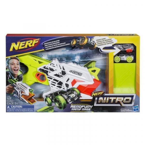 NERF NITRO AEROFURY RAMP RAGE (E0408P)