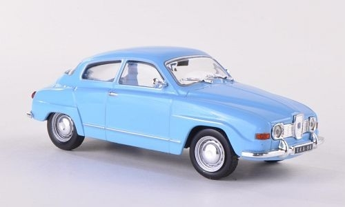 Saab 96 V4 1970 (light blue)