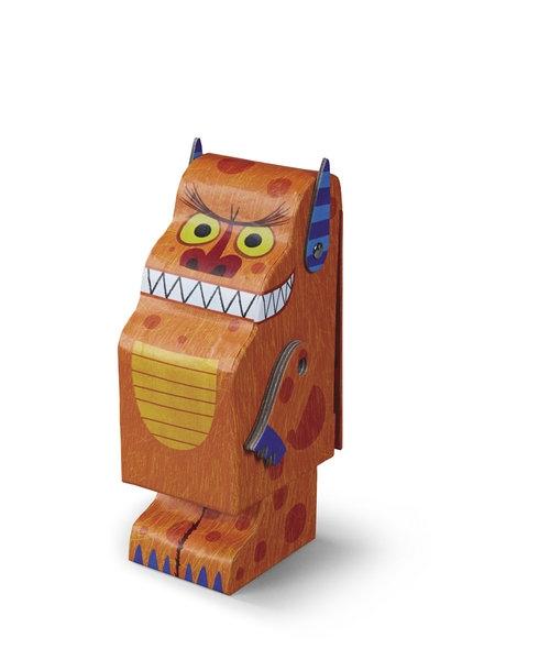 Puzzle 48: Kreatury Potwór