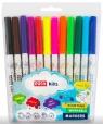 Pisaki spiralne zapachowe - 12 kolorów