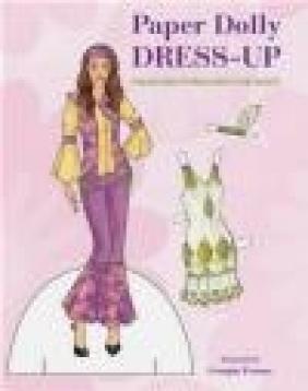 Paper Doll Dress-up Georgie Fearns