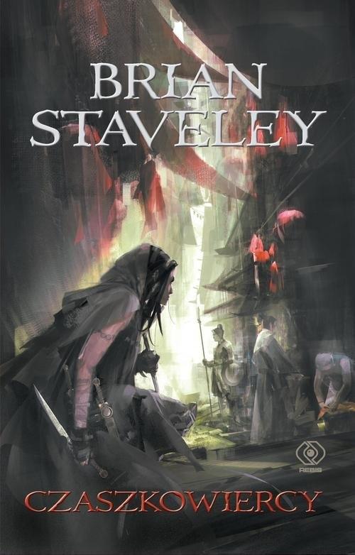 Czaszkowiercy Staveley Brian
