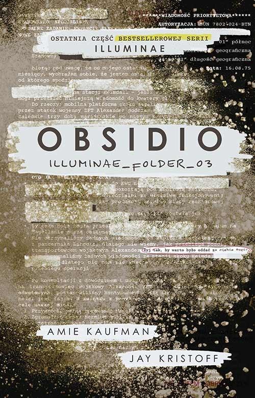 Obsidio Amie Kaufman, Jay Kristoff