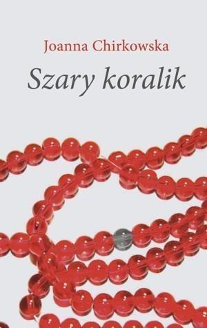 Szary koralik Joanna Chirkowska
