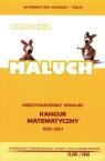 Matematyka z wesołym Kangurem MALUCH 2021