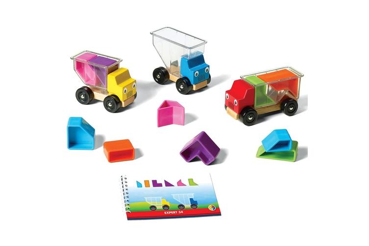 Smart Games 3 traki (SG035)