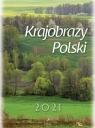 Kalendarz 2021 ścienny - Krajobraz Polski