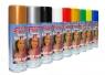 Fluorescencyjny spray do włosów. Mix kolorów
