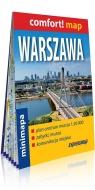 Comfort! map Warszawa 1:26 000 minimapa