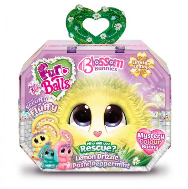 Fur Balls Blossom Bunnies (FUR635B)