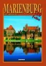 Malbork Marienburg wersja niemiecka (Uszkodzona okładka) Jabłoński Rafał
