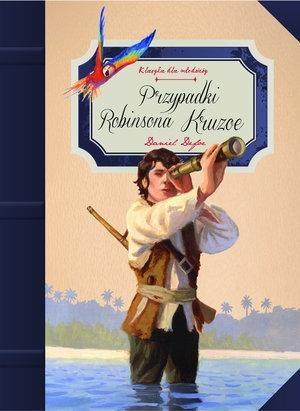 Przypadki Robinsona Kruzoe (Uszkodzona okładka) Defoe Daniel