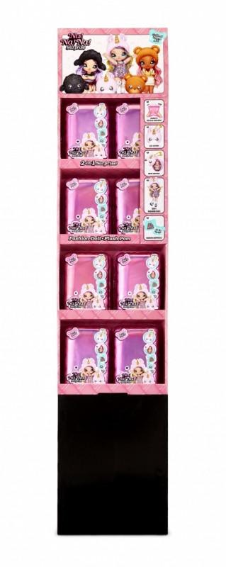 Lalka NA! NA! NA! Surprise display 8 sztuk (565994XX1E7C/display)