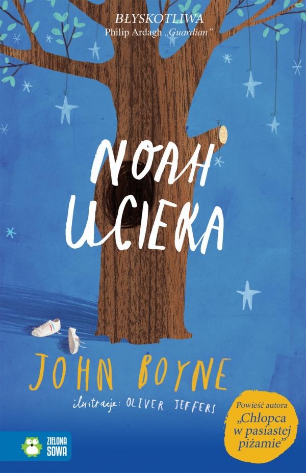 Noah ucieka John Boyne