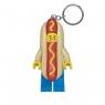 Brelok do kluczy z latarką LEGO® - Hot Dog (LGL-KE119)
