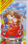 Karnet składany 3D - W dniu Twojego święta - Pies