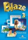 Blaze 3 SB + ebook EXPRESS PUBLISHING Virginia Evans, Jenny Dooley