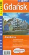 Gdańsk plan miasta 1:26 000