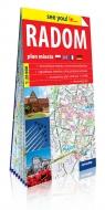 Radom see you! in... papierowy plan miasta1: 20 000