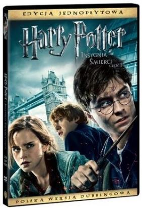 Harry Potter i Insygnia Śmierci. Część 1