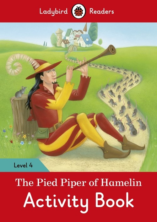 The Pied Piper Activity Book