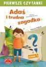 Pierwsze czytanki Adaś i trudna zagadka Poziom 3 Pałasz Marcin