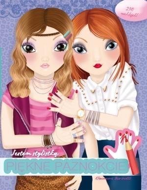 Piękne paznokcie Jestem stylistką Barsotti Eleonora